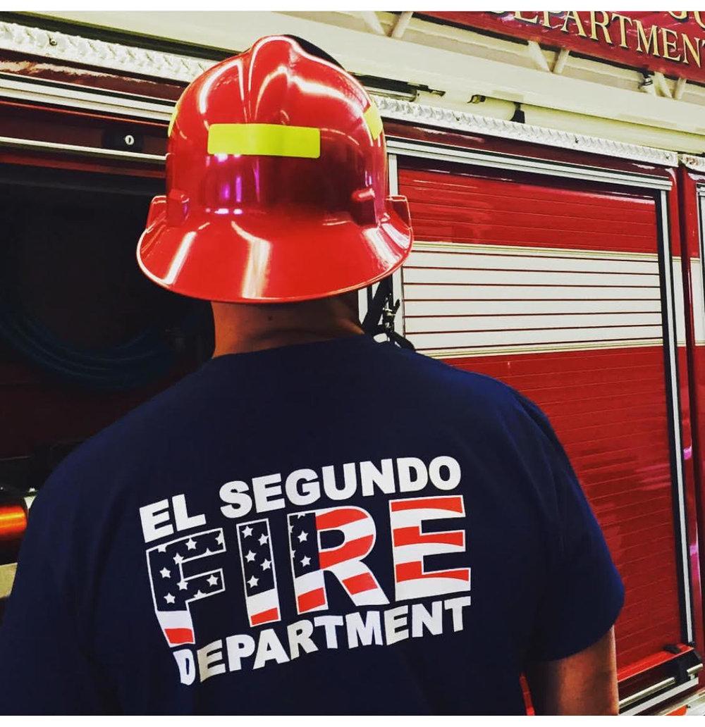 EL SEGUNDO FIRE DEPT
