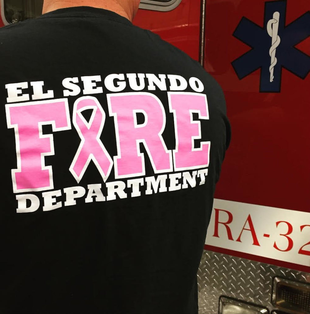 ES FIRE BREAST CANCER AWARENESS