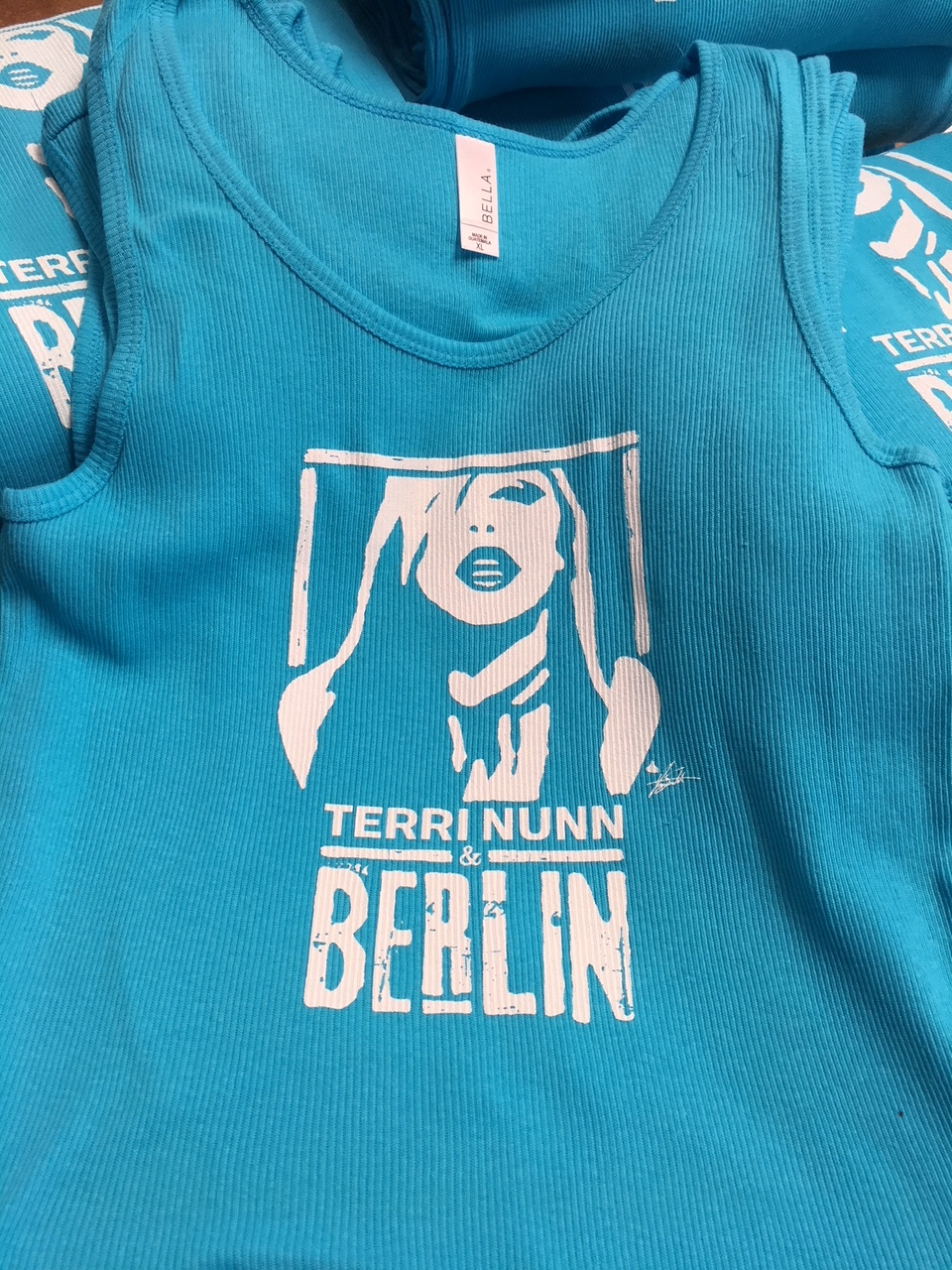 TERRI NUNN / BERLIN