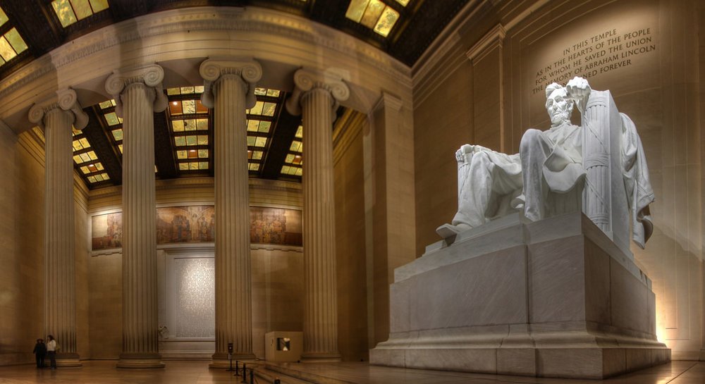 Copy of Lincoln Memorial