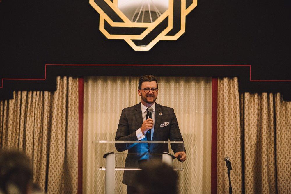 Pastor Stephen Hayes