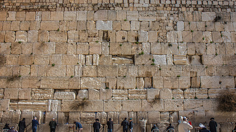 Day 7 - Western Wall, Foz , Southern Wall Excavations, Jewish Quarter, Yad Vashem