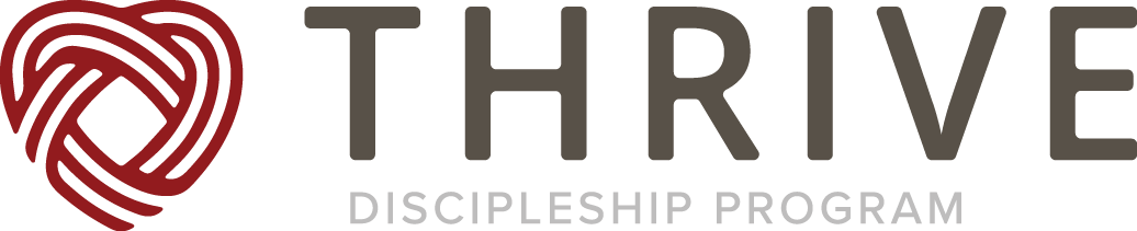 Thrive Discipleship Program