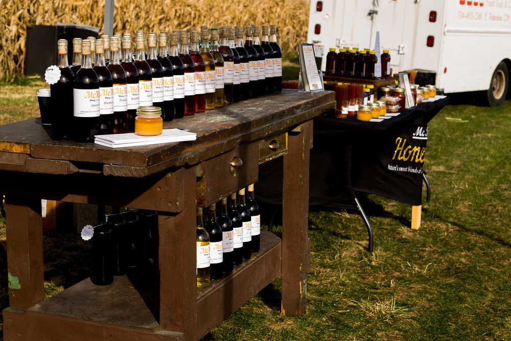 Our Friends at McKim's Honeyvine & Wine will be set up at this event selling their sweet honey, tastings & wine. They are graciously donating a portion of the their sales to Making Kids Count.