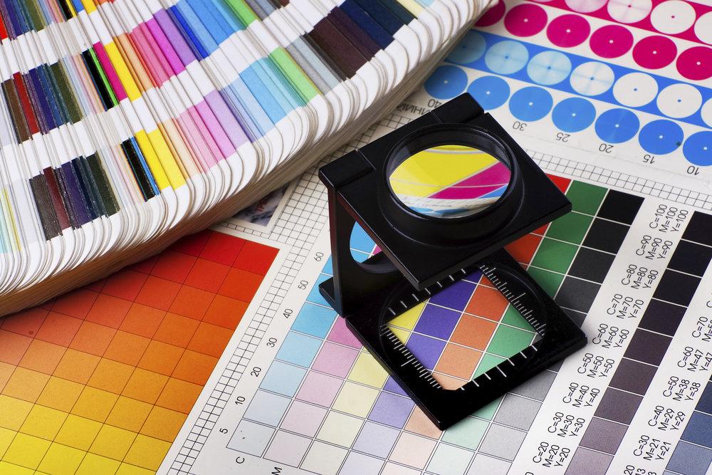 Pruebas de Color -