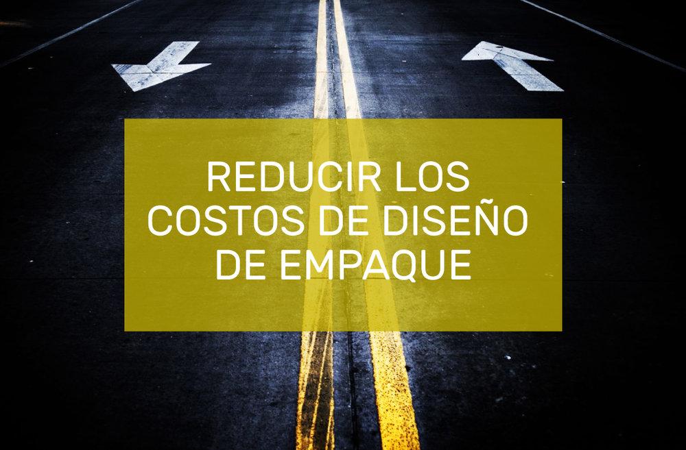 decoupling reducir costos de diseno de empaque
