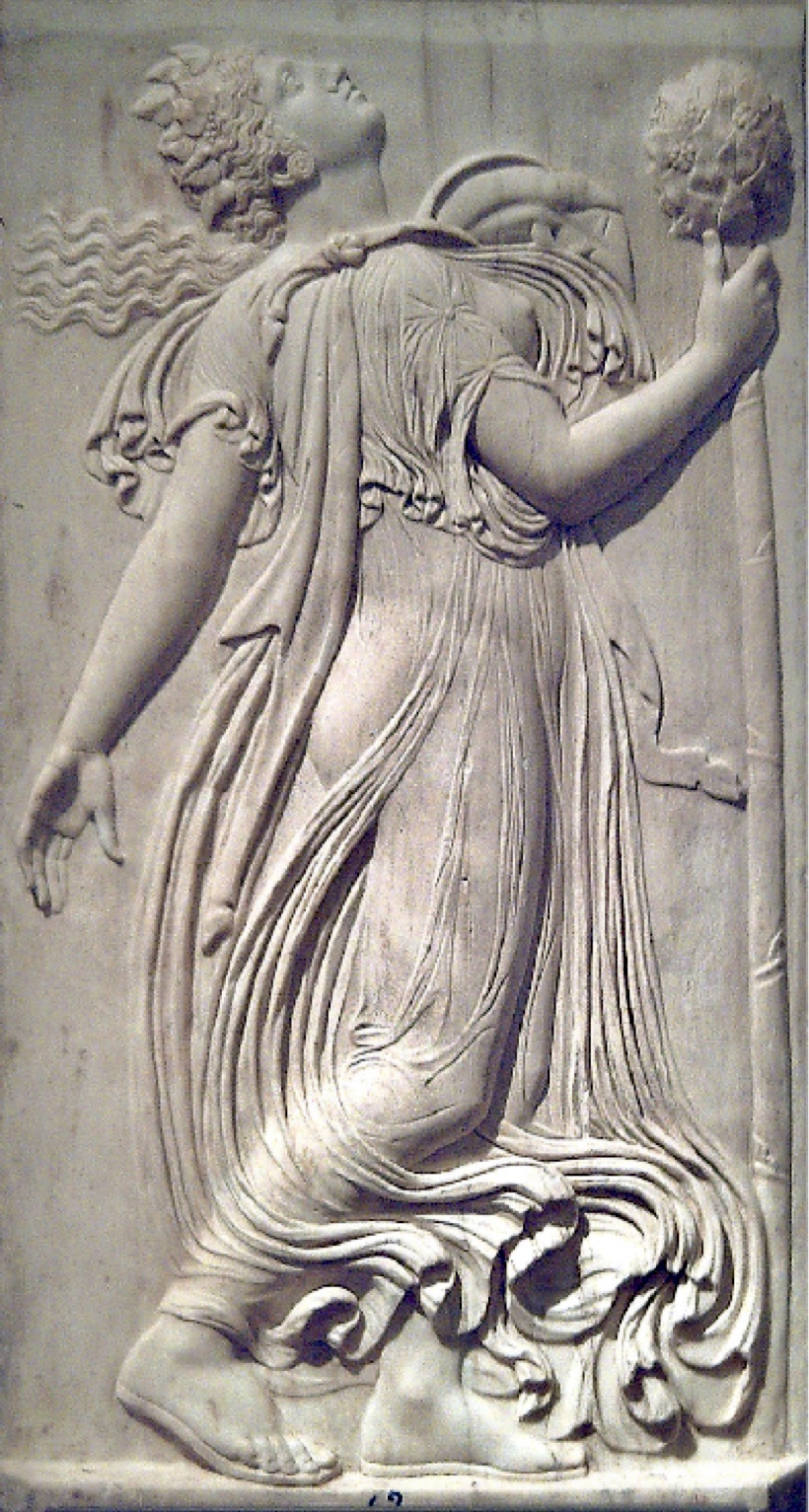Dancing Maenad, Follower of Dionysis  -Callimachus, 120-40AD