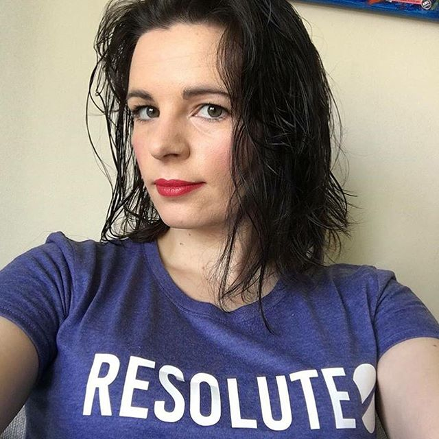 We're sad to say that yesterday we lost another friend and close member of the Resolute family to Cancer. - Talitha's strength and positivity in the face of the toughest battle was TRULY inspiring. I can't do it justice with words. The definition of Resolute, Talitha faced down cancer, never showing fear and never putting away her infectious smile. - Personally I'll always have the memory of her looking out for me shortly after Jordan was diagnosed, long before her battle started. Even then she bravely entered into a difficult conversation about cancer without a wobble, making me feel at ease talking to my friends about it. I'll never be able to thank her enough for that. - I know that, even watching her journey from a distance, Jordan has found strength and a feeling of commaradary with Talitha. Seeing her wear our shirt in the closing stages was just incredible. Talitha's attitude is the definition of the brand and we're honoured she wore it. - This year, with friends of Talitha, Jordan and I will both be completing the three peaks challenge to raise money for Talitha's Charity page (link in bio) PLEASE donate to honour her memory and acknowledge how hard she fought. - Lives aren't defined by length, they're defined by their impact and Talitha will always be living within every life she touched. Personally, we will never forget your inner strength. The World is worse off without you but far better having had you, even for a short time. ❤️💪🏻 #NEVERGIVEUP #NEVERFORGOTTEN