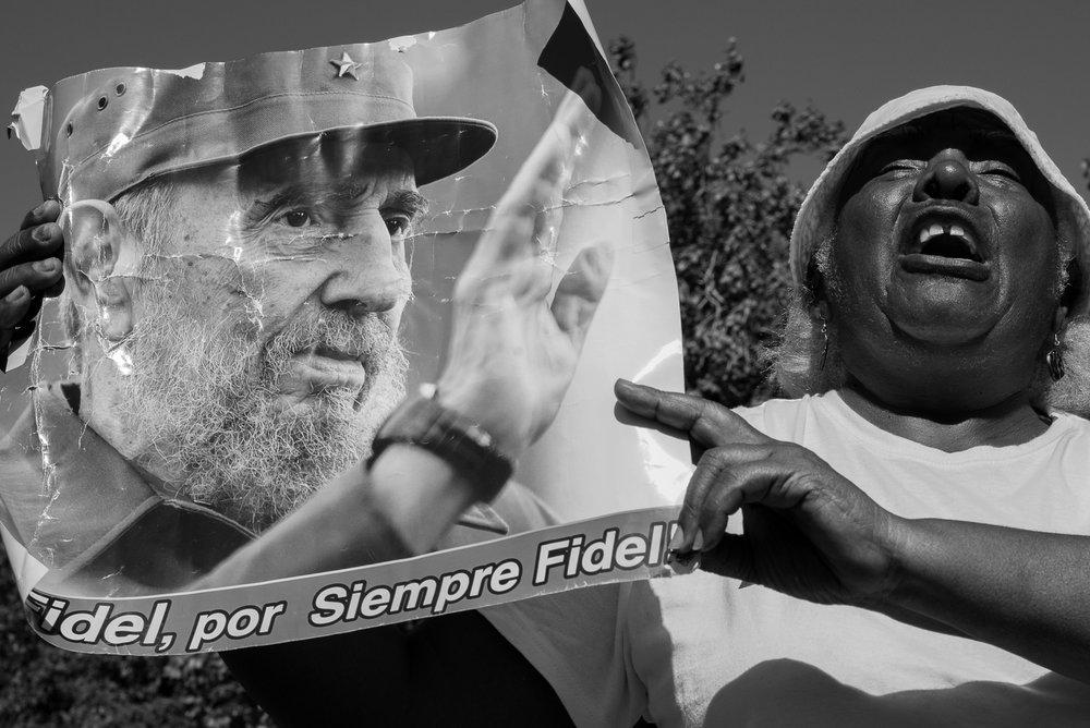 Fidel, por Siempre Fidel!