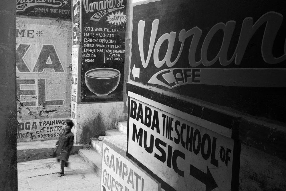 Varanasi Waif