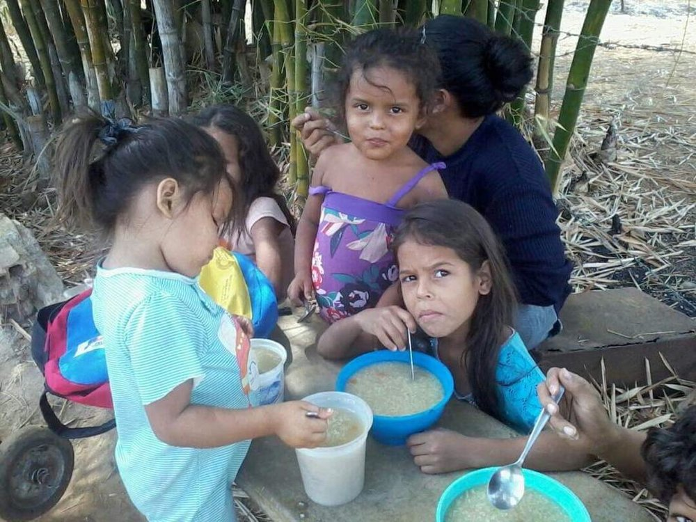 Venezuela<strong>Feeding</strong><a>Learn More →</a>