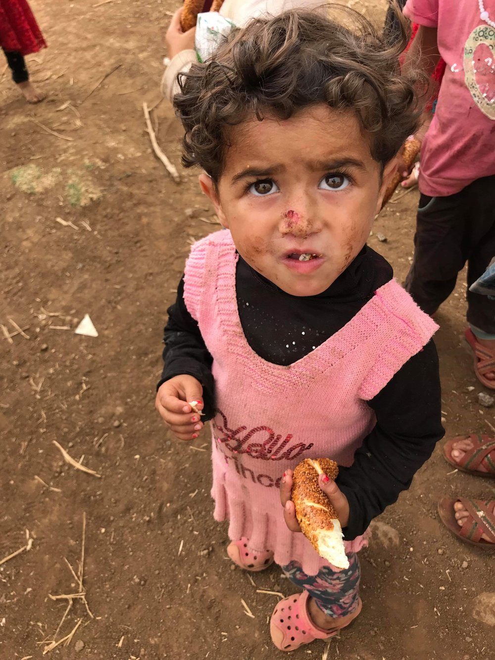 Turkey<strong>Syrian Refugees Outreach</strong><a>Learn More →</a>