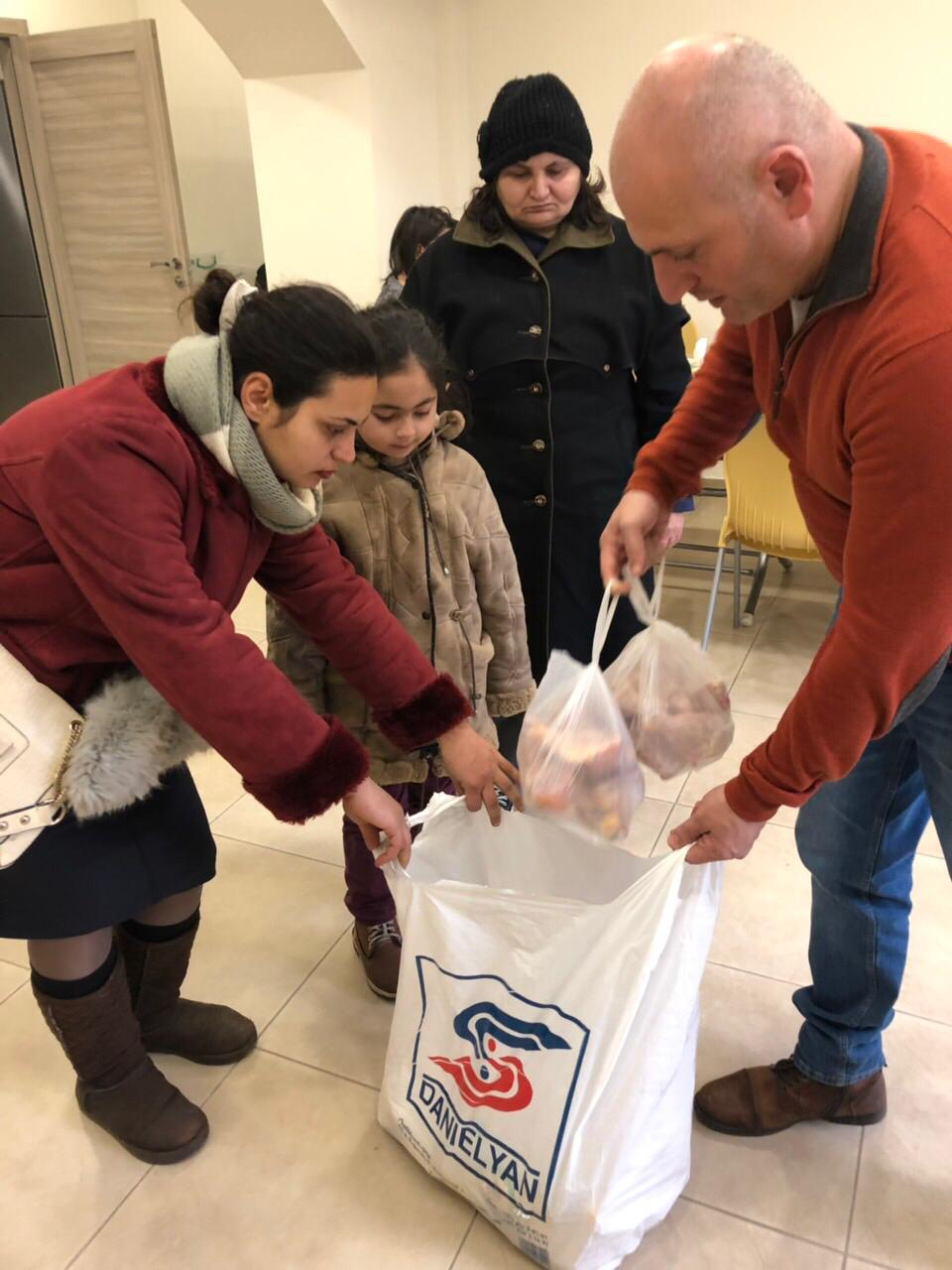 Armenia<strong>Food Bags to the Elderly</strong><a>Learn More →</a>