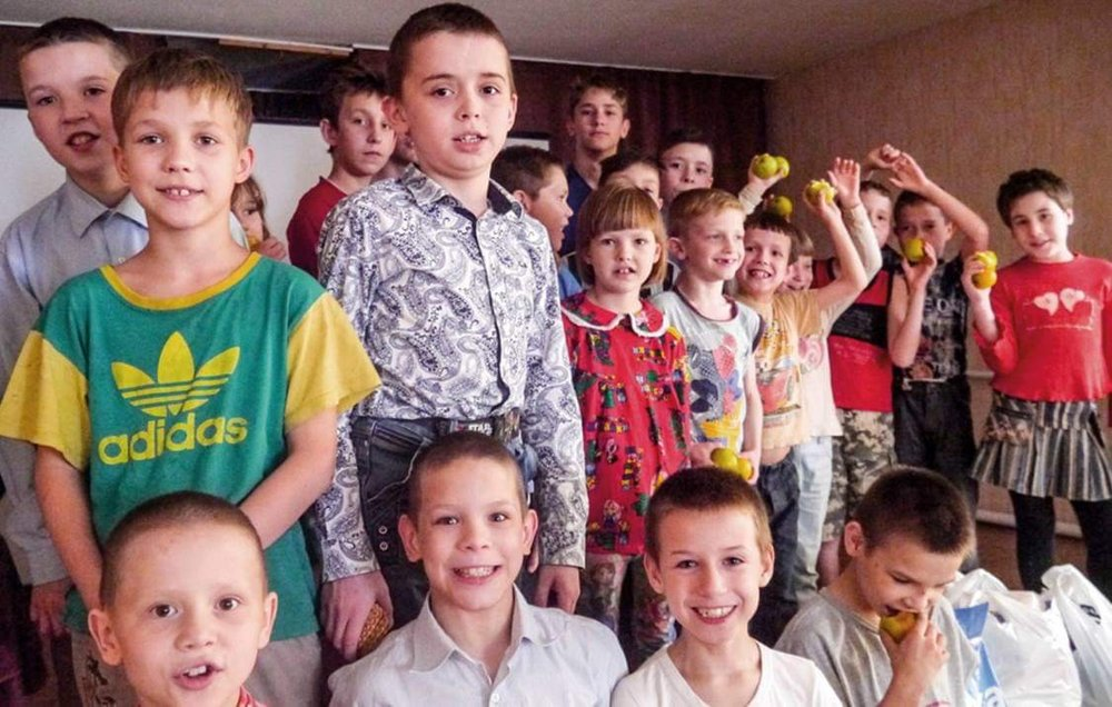 Ukraine<strong></strong><a>Learn More →</a>