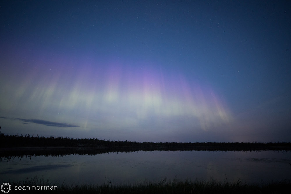 Sean Norman - August Aurora in Yellowknife - 1.jpg