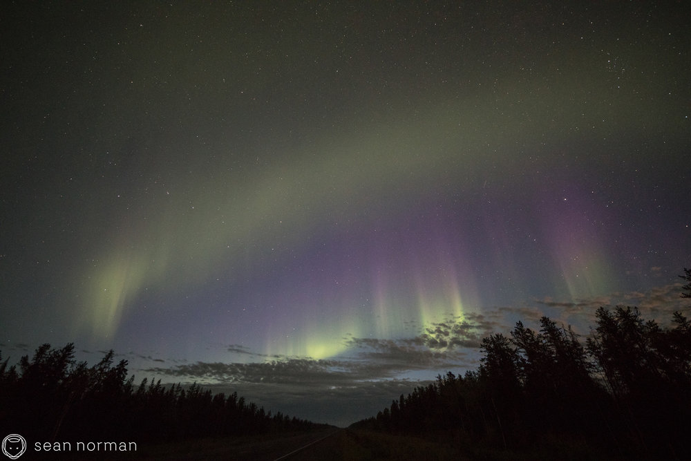 Yellowknife Aurora Tour - Sean Norman - Autumn Aurora - 3.jpg