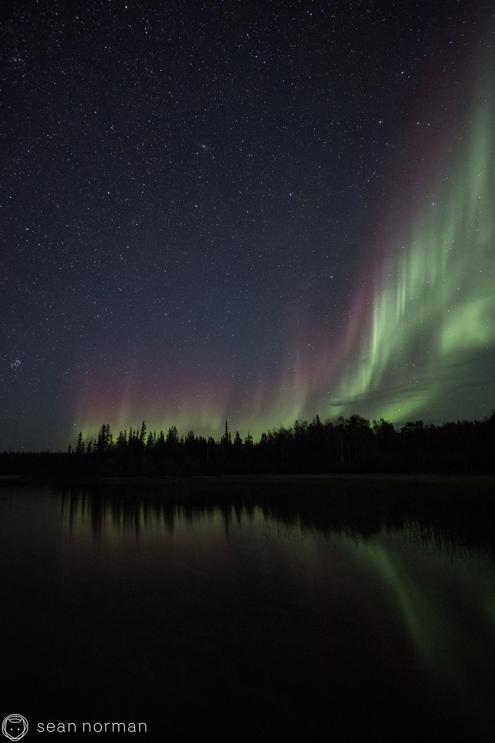 Yellowknife Northern Lights - 3.jpg