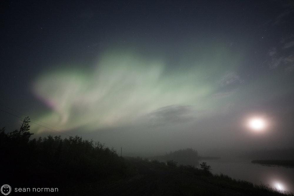 Yellowknife Aurora Viewing - Foggy Night - 1.jpg