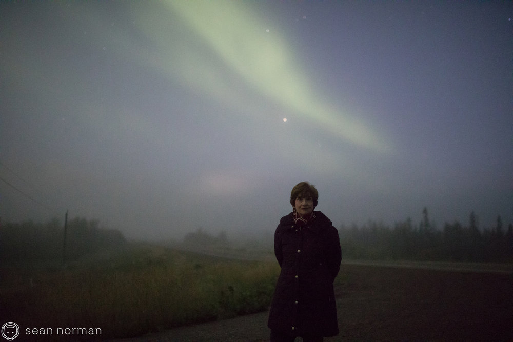 Yellowknife Aurora Viewing - Foggy Night - 3.jpg