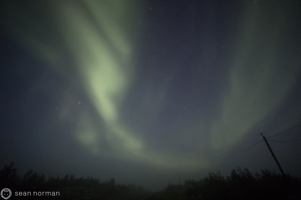 Yellowknife Aurora Viewing - Foggy Night - 4.jpg