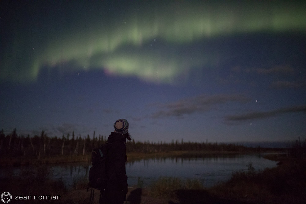 September Aurora Yellowknife - Sean Norman Blog - 6.jpg
