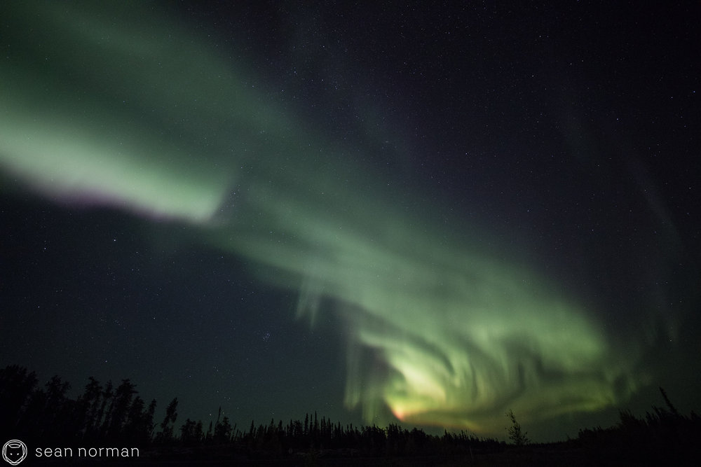 Yellowknife Northern Lights Photos - Sean Norman Blog - 1.jpg