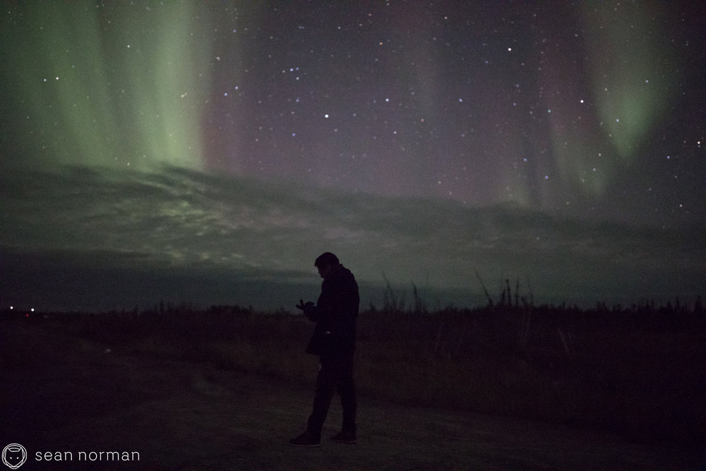 Yellowknife Aurora Tour Blog - Sean Norman - 1.jpg