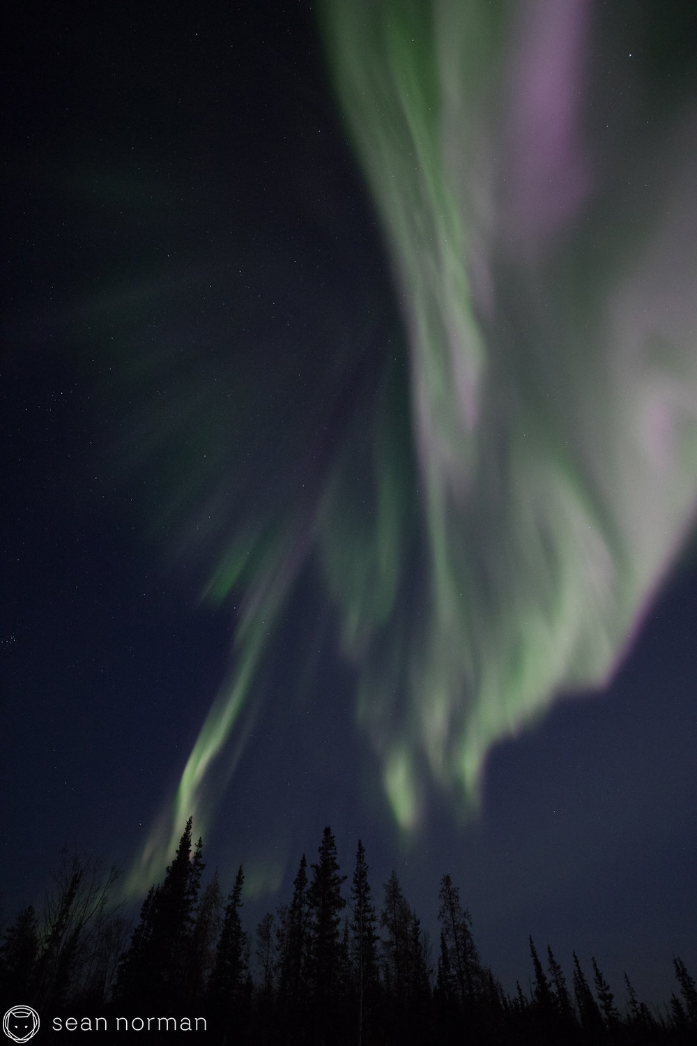 Yellowknife Aurora October - Sean Norman Northern Lights Blog - 3.jpg