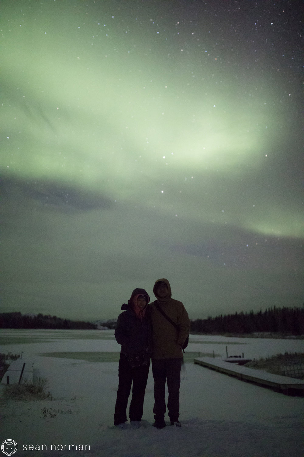 Yellowknife Aurora Tour Guide - Sean Norman in October - 1.jpg