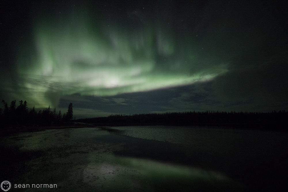 Yellowknife Aurora October - Northern Lights Canada - 5.jpg