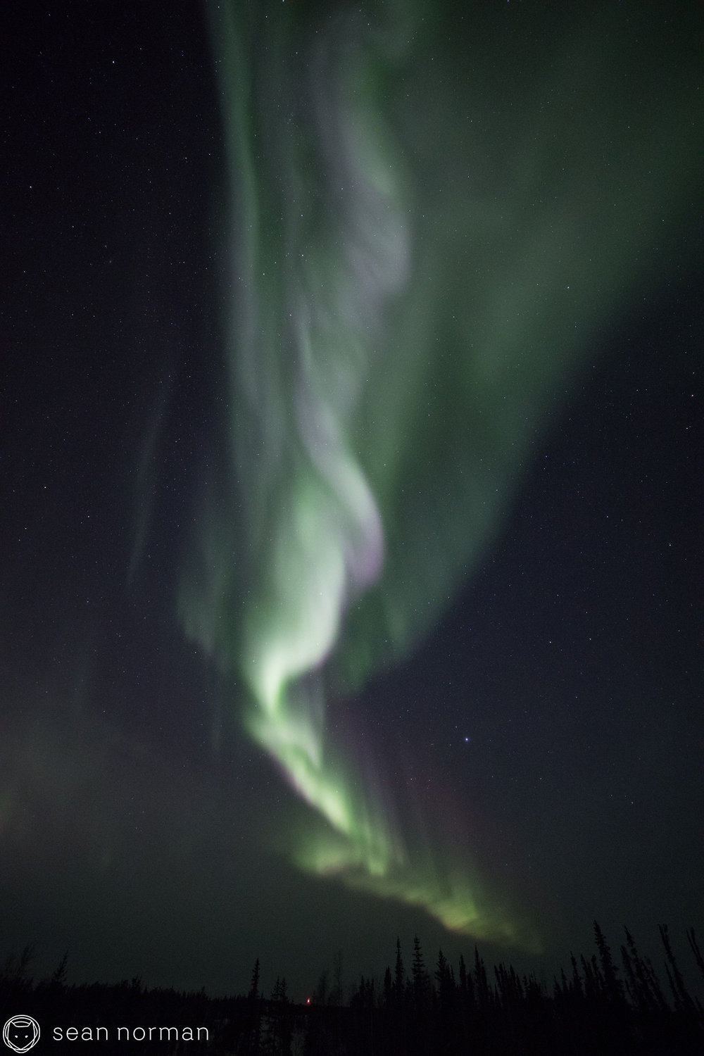 Yellowknife Northern Lights Photo Blog - November - Sean Norman Aurora Chaser - 3.jpg