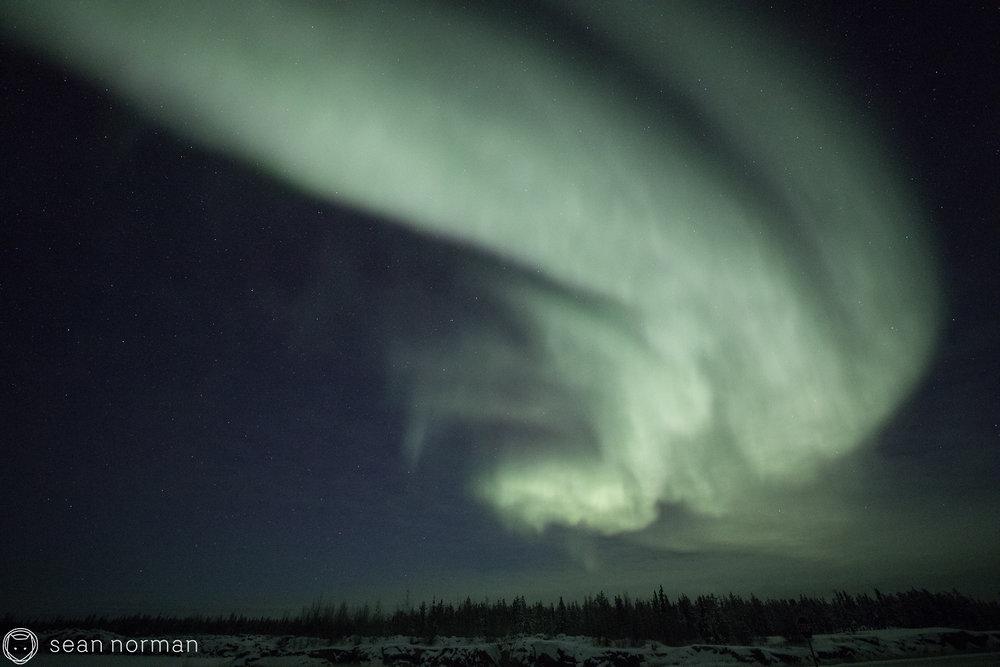 Yellowknife Northern Lights Photo Blog - Sean Norman Canada - 1.jpg