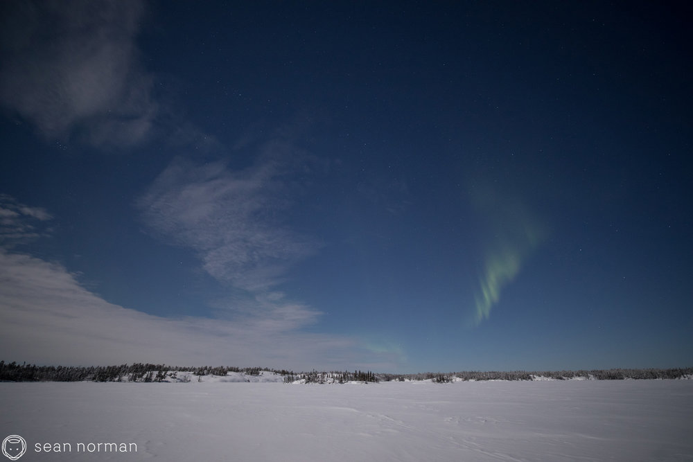 Yellowknife Northern Lights - Winter Aurora - 3.jpg