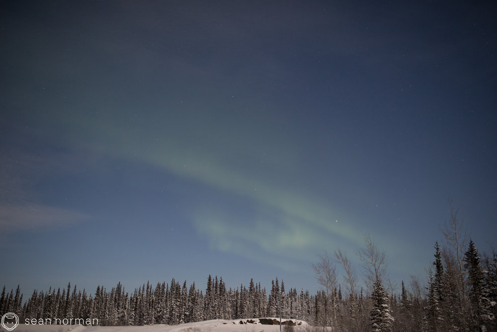 Yellowknife Northern Lights - Winter Aurora - 2.jpg