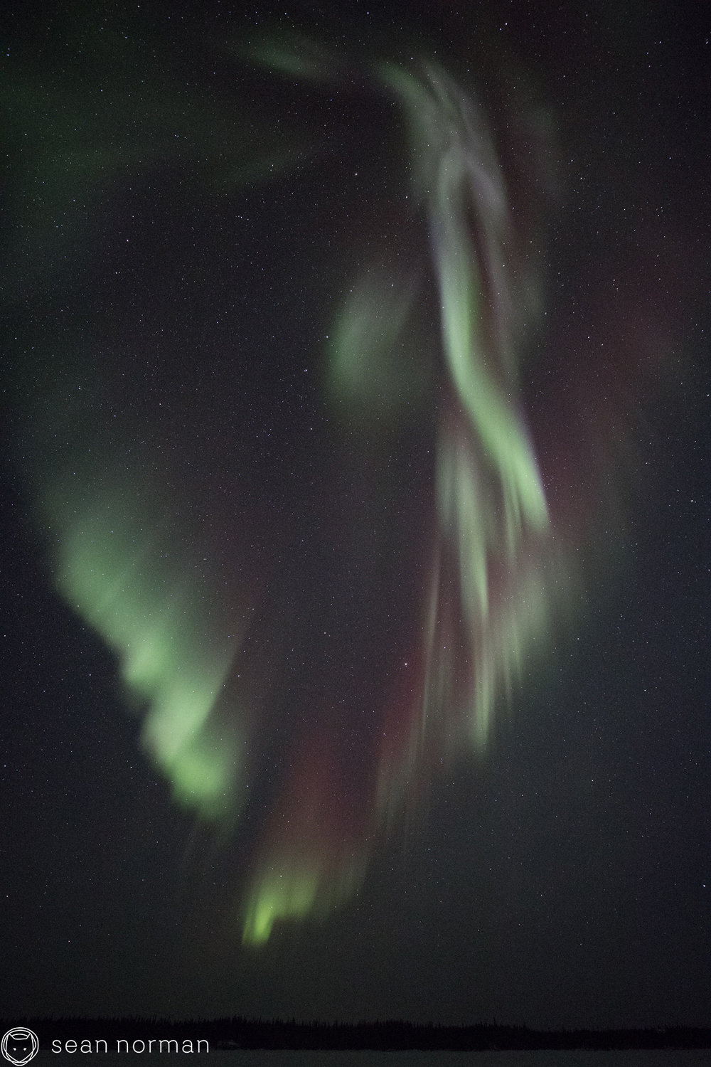 Yellowknife Canada Aurora Tour - Sean Norman Photo Blog - 6.jpg