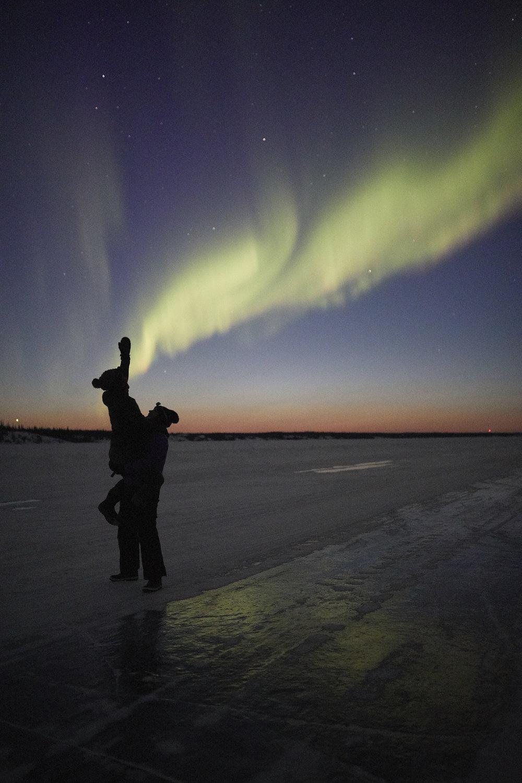 Best Northern Lights Photos of 2017 - 2018 Season - Yellowknife Canada - 34.jpg