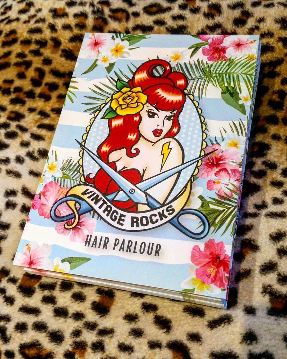 Vintage Rocks Hair Parlour