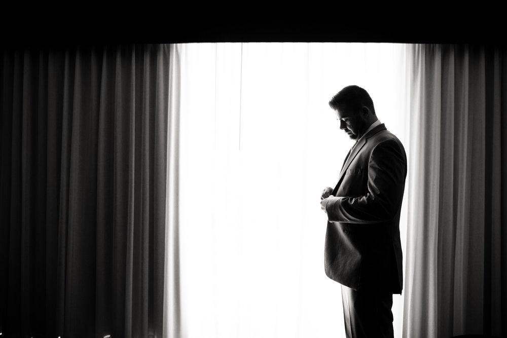 Koteckis Buffalo Wedding Photographer 0046bw.jpg