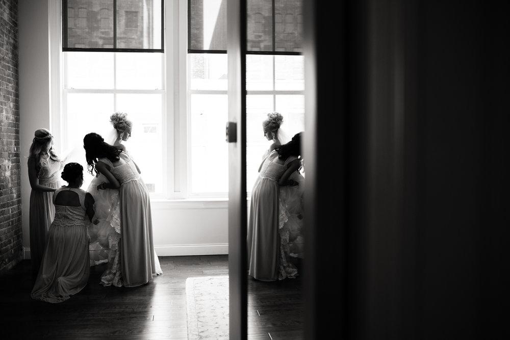 Koteckis Buffalo Wedding Photographer 0155bw.jpg