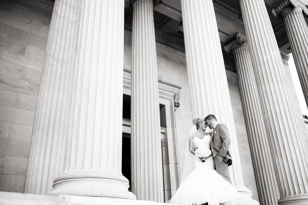 Koteckis Buffalo Wedding Photographer 0442bw.jpg
