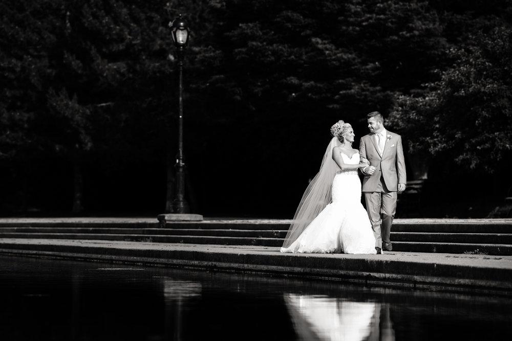 Koteckis Buffalo Wedding Photographer 0460bw.jpg