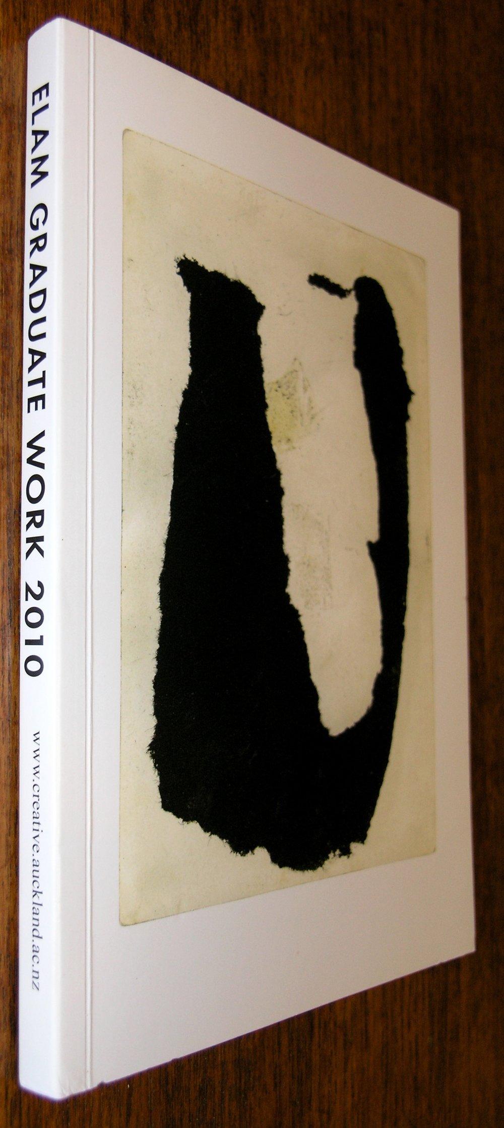Elam Graduate Work 2010 Catalogue