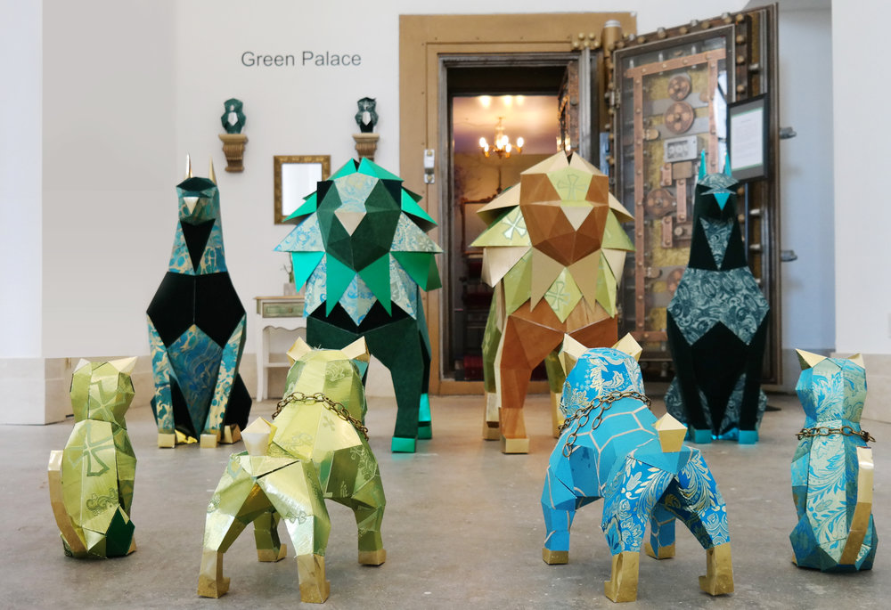 Exhibition: Green Palace with Terra Cycle at BSB Gallery