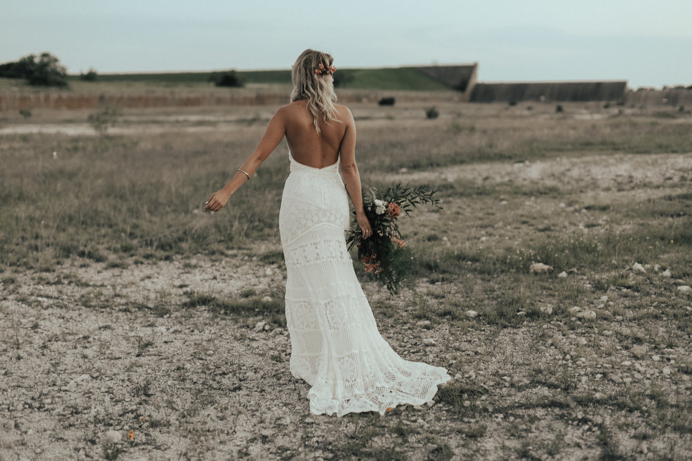 Free- Spirited Bridal Shoot