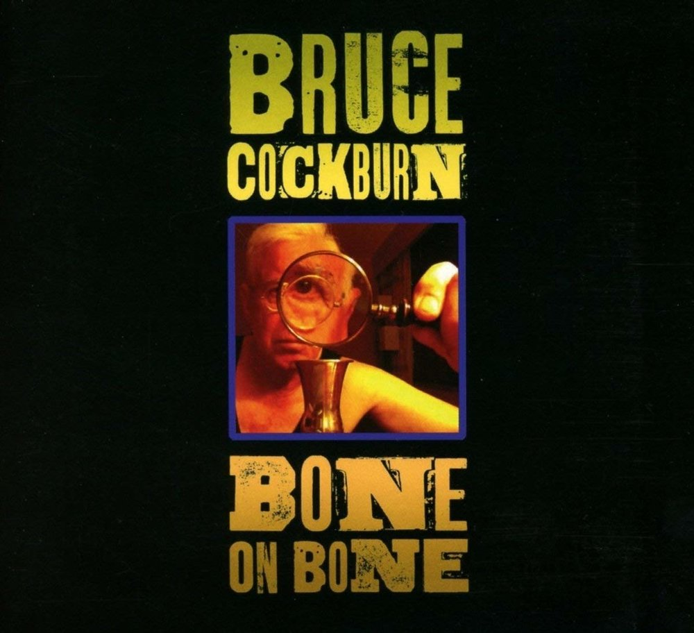 Bruce Cockburn - Bone On Bone [Juno Winner] - 2017 (Assistant Engineer)
