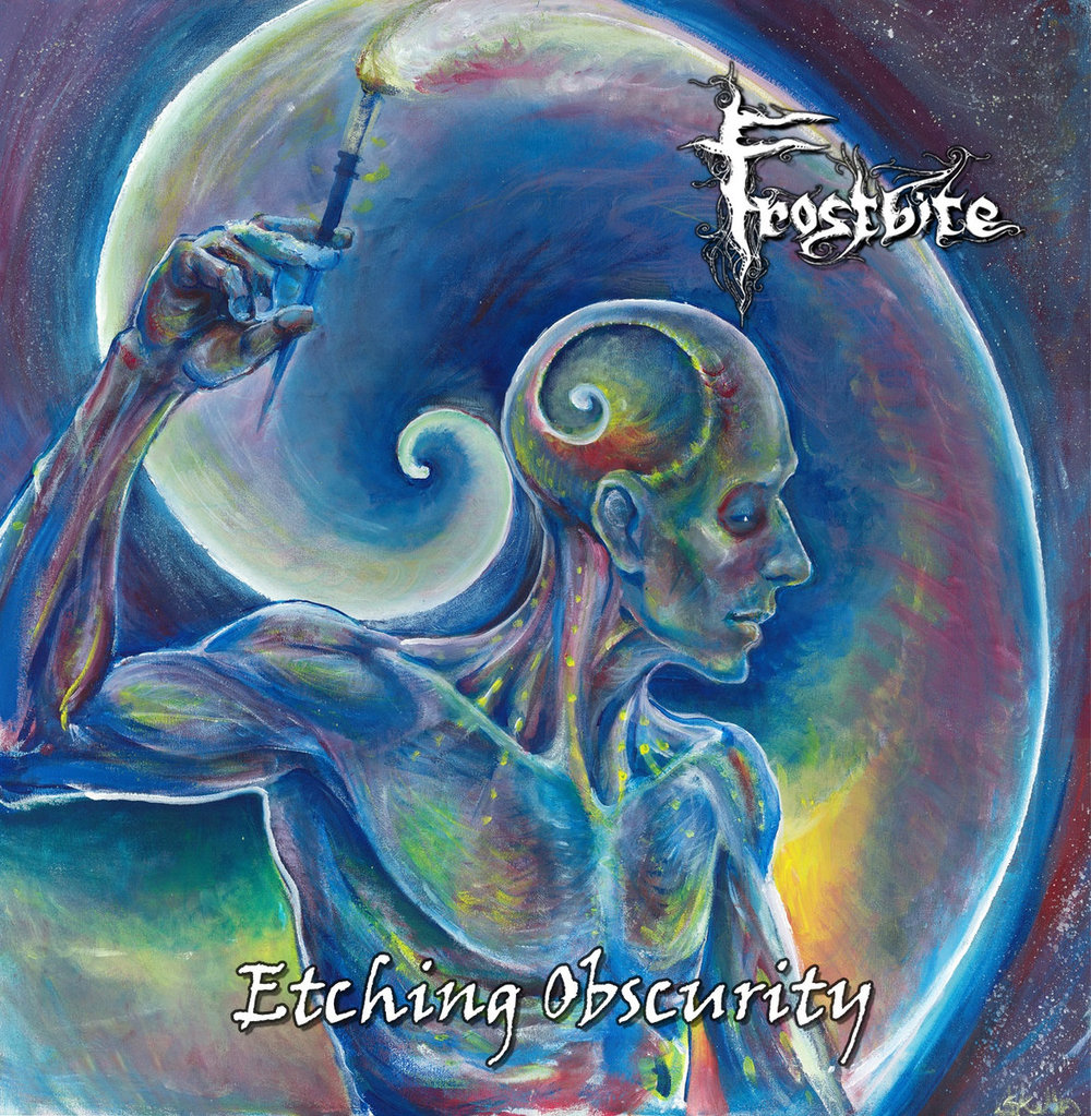 Frostbite - Etching Obscurity - 2016 (Engineer)