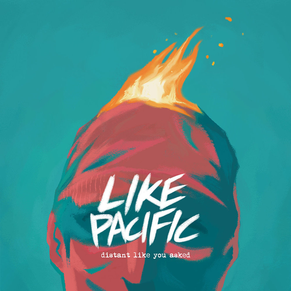 Like Pacific - Distant Like You Asked - 2016 (Assistant Engineer)