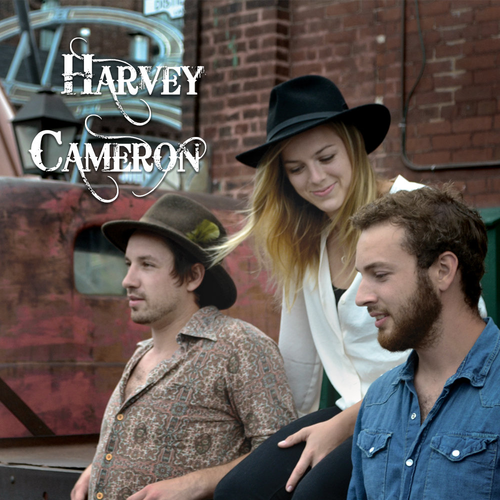 Harvey Cameron - Heavy Romancer - 2015 (Mixing)