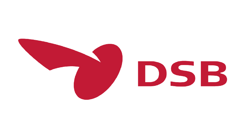 DSB, an abbreviation of Danske Statsbaner, is the largest Danish train operating company, and the largest in Scandinavia.