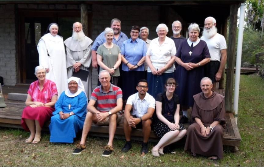 Taken at ACARLA Leaders' Retreat, Stroud, 2017.